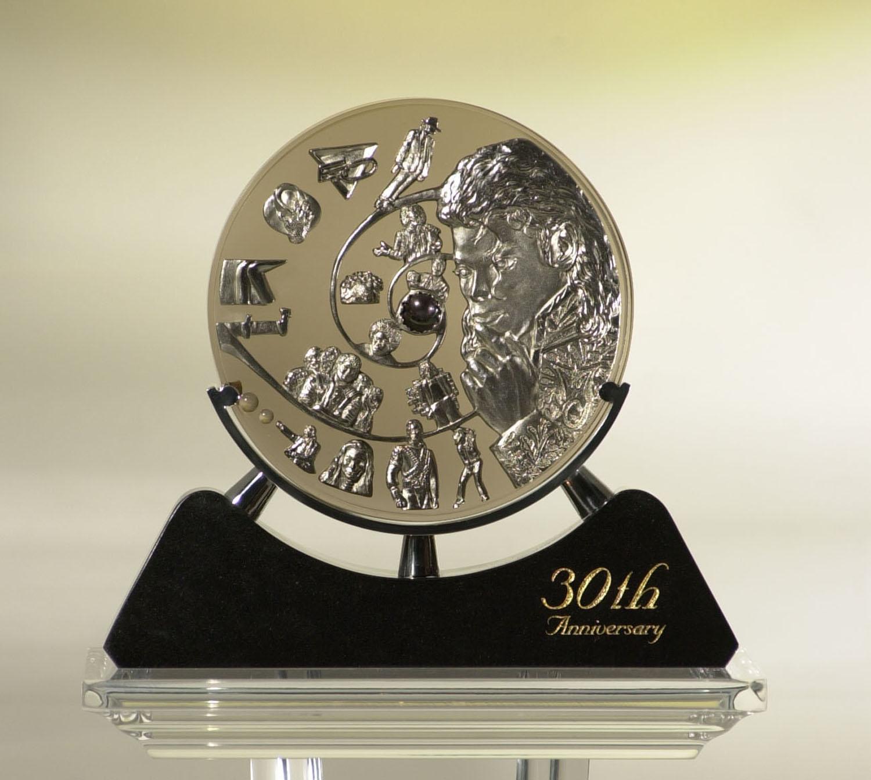 MJ 30th  Anniversary.Fan  Award