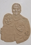 Charmette Bonpua bas relief