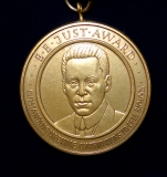 E.E. Just Medallion