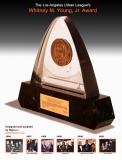 LA Urban Leagues Whitney Young Jr Award