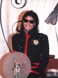 Michael Jackson and Decade Award 1990