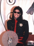Michael Jackson and Decade Award 1990