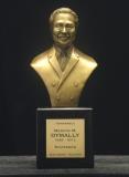 Hon. Mervyn Dymally miniature bronze