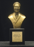 Hon. Mervyn Dymally miniature bronze