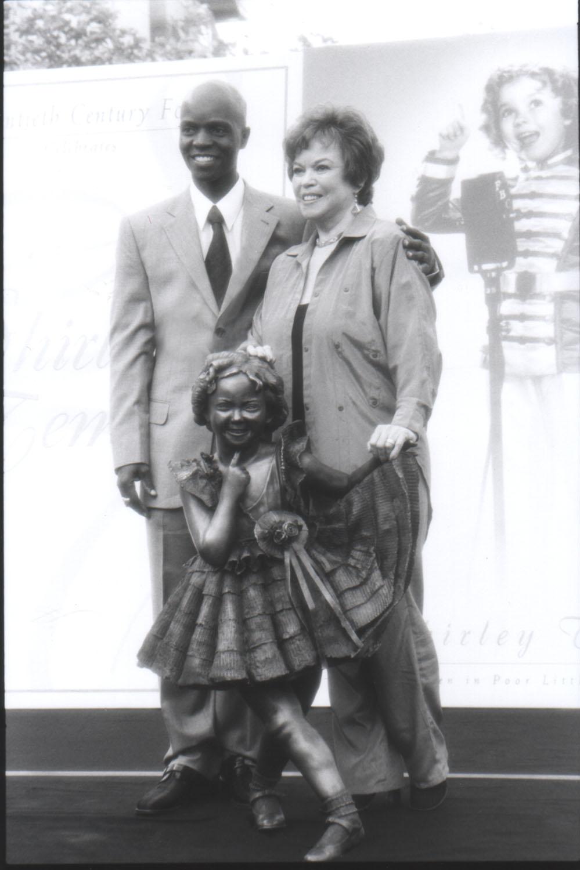Nijel & Shirley Temple