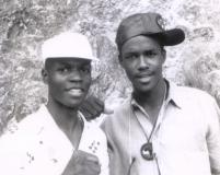 Nijel and Andrew Tosh