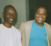 Nijel and Kehinde Wiley