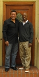 Nijel and Ken Morris