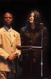 Nijel and Michael Jackson