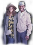 Nijel and Tina Allen