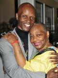 Nijel with Rev.June Gatlin