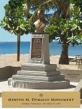 Mervyn M. Dymally Monument Trinidad