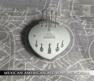 Mexican American All Wars Memorial
