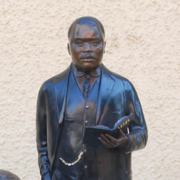 New Marcus Garvey Statue commissioned