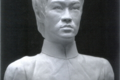 Bruce Lee plaster
