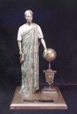 Dr. Kwame Nkrumah - I Speak of Freedom bronze