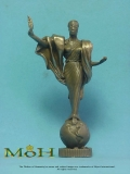 Mother of Humanity® miniature bronze