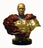Nijel Bronze Bust