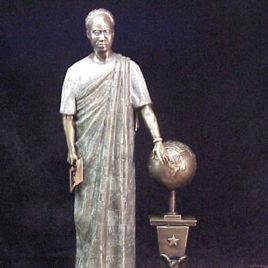 Dr Kwame Nkrumah of Ghana